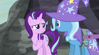 "Starlight ""replaced them with equal signs"" S6E25"