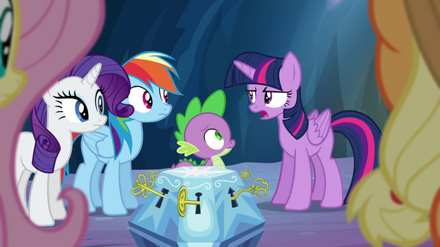 """File:Twilight """"I think we have to do this together!"""" S4E26.png"""