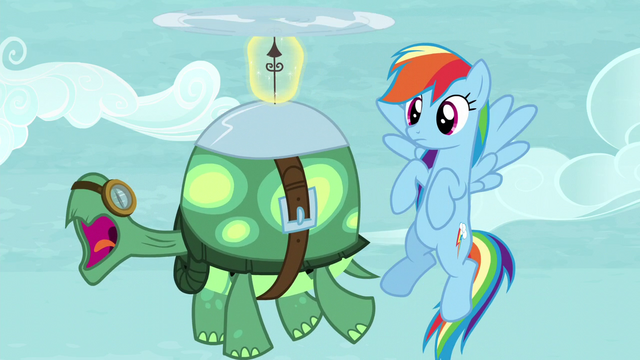 File:Rainbow sees Tank yawning again S5E5.png