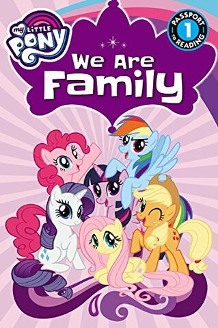 File:My Little Pony We Are Family book cover.jpg