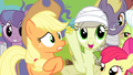 Sick pony with money S4E20.png