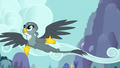 Gabby happily soaring through the sky S6E19.png
