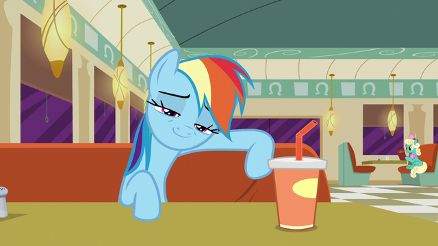 File:Rainbow Dash with a proud smirk S6E9.png