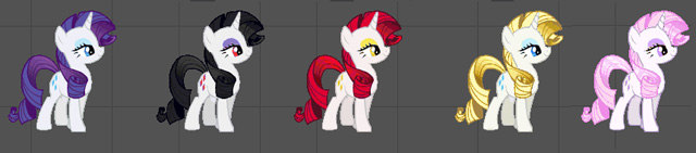 File:FANMADE Rarity concept art Fighting is Magic.jpg