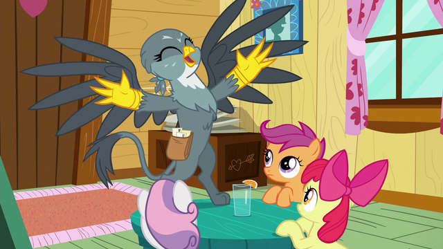 """File:Gabby """"help me by giving me a cutie mark!"""" S6E19.png"""
