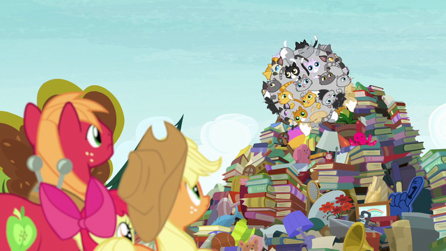 File:Giant ball of cats coming tumbling down S7E13.png