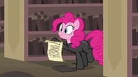 Pinkie Pie found something S2E20