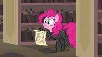 Pinkie Pie found something S2E20