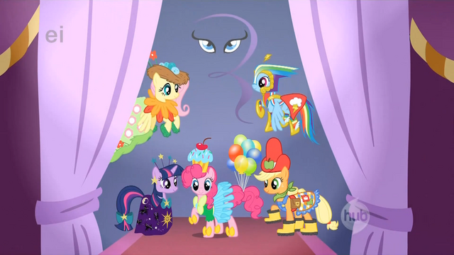 File:Rarity's dresses revised and shown S1E14.png