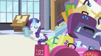 Rarity no S2E9