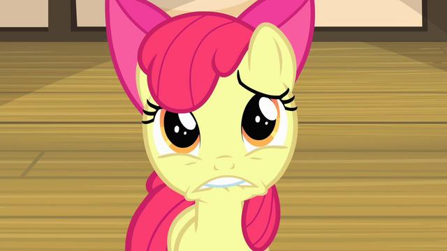 File:Apple Bloom looking worried S4E17.png