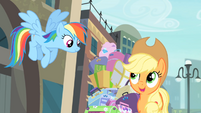 Applejack '...if Rainbow Dash is impressed' S4E08