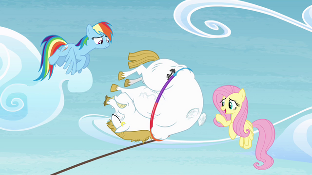 File:Fluttershy 'I'm ready to take the horseshoe' S4E10.png