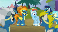 "Rainbow Dash ""spent my whole life trying"" S6E7"