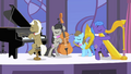 Orchestra begins to play Pony Pokey song S1E26.png