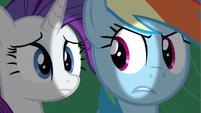 Rainbow Dash help Spike S2E21