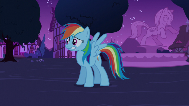 File:Rainbow lands near the town square fountain S6E15.png