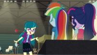 """Juniper Montage """"you're from Canterlot High"""" EGS2"""
