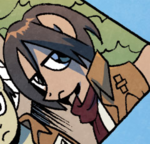 FIENDship is Magic issue 1 Mikasa Ackerman