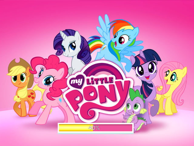File:MLP Game Loading screen.png