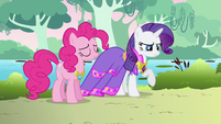 Rarity I didn't bother S3E10