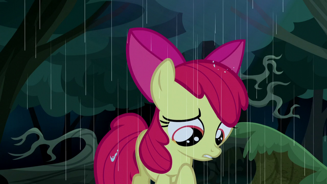"""File:Apple Bloom """"how could this get any worse?"""" S5E6.png"""