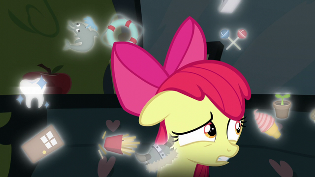 File:Apple Bloom surrounded by floating cutie marks S5E4.png