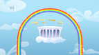 Cloudsdale and the rainbow overhead S1E16.png