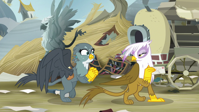 File:Gabby bouncing excitedly next to Gilda S6E19.png