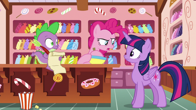 """File:Pinkie Pie """"that's why the boat sinking"""" S6E22.png"""