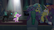 "Spike singing ""'til the end"" S6E16"
