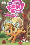MLP micro series issue 6 newburry comics cover