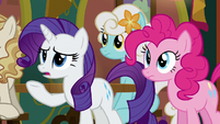 "Rarity ""you like your food a certain way"" S6E12"