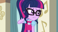 """Twilight Sparkle """"haven't heard much about"""" EGS1"""