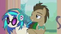 """Dr. Hooves """"they've got style!"""" S5E9"""