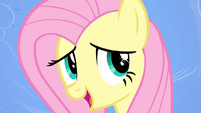 Fluttershy singing eye twinkle S4E14
