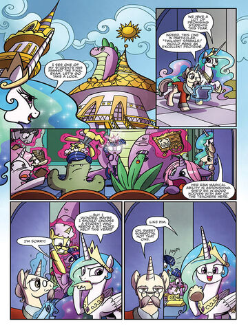 File:My Little Pony Deviations page 1.jpg