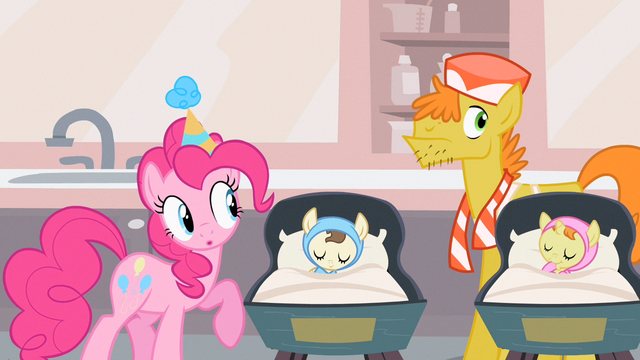 File:Pinkie Pie carefully checking S2E13.png