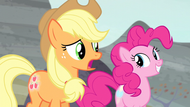 """File:Applejack """"I'll never get used to that"""" S5E2.png"""