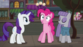 """Pinkie Pie accentuating """"W"""" sound S6E3.png"""