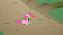 Pinkie Pie sad and alone S1E05