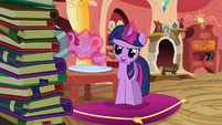 Twilight 'have assigned them to me' S3E09