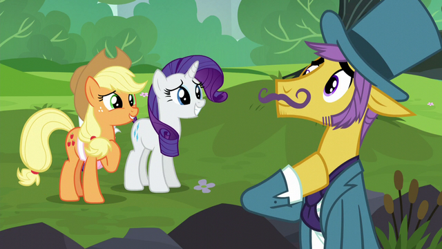 File:Applejack asks business pony for help S5E16.png