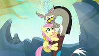 """Fluttershy """"good to see you, too"""" S6E26"""