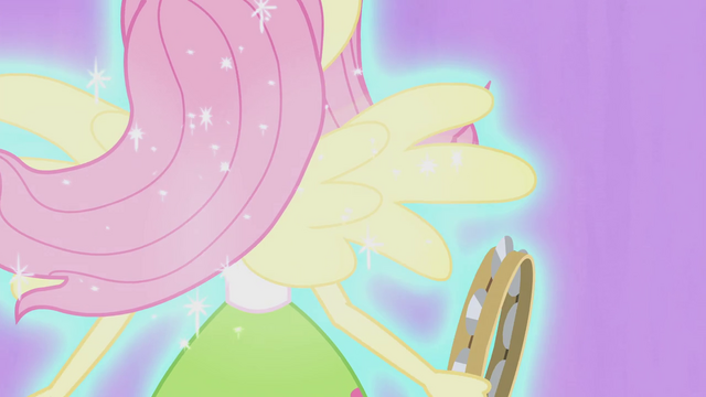 File:Fluttershy sprouting wings EG2.png