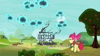 Sweet Apple Acres reduced to cinders S5E4