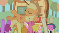 Applejack gets carried away S1E13.png