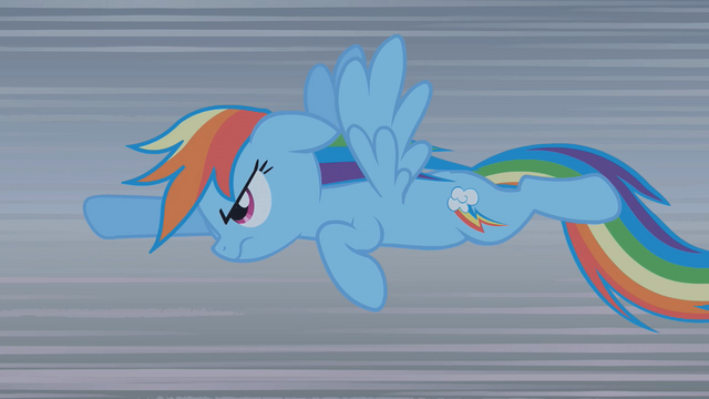 File:Rainbow Dash charges at the dragon S01E07.png