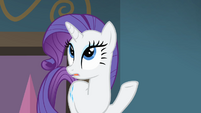 Rarity 'Not for your whole line!' S4E08