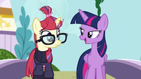 "Twilight ""you'd be amazed how much you can pick up"" S5E12"